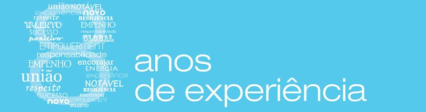 8 Anos de Experiência