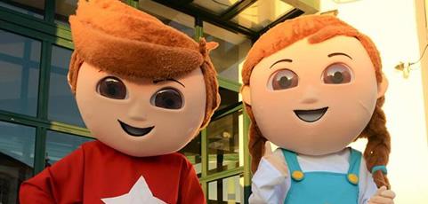 Conhecem o Gaspar e a Inês?