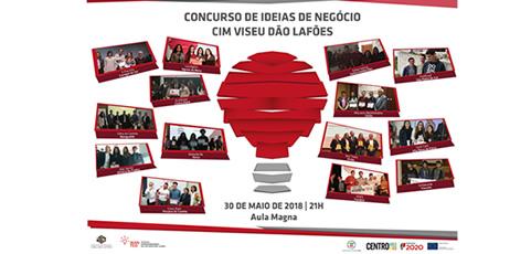 Concurso de Ideias de Negócio CIM Viseu Dão Lafões