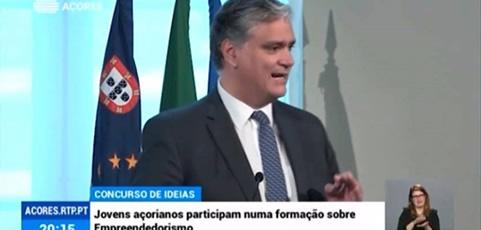 Reportagem RTP/Açores – Concurso IdeiAçores 2018