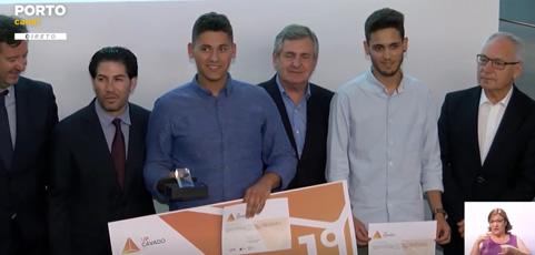 Escola portuguesa vence concurso transfronteiriço de ideias de negócios