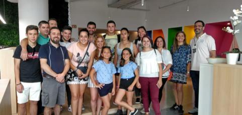 CIM VDL missão empreendedora a Lisboa