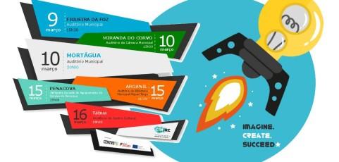 4ª Edição do Programa Empreendedorismo nas Escolas da Região de Coimbra