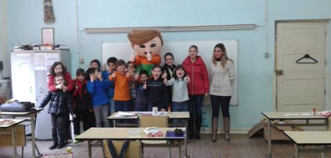 O Gaspar nas escolas empreendedoras de Dão Lafões