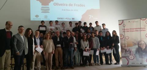 """Projeto """"Dão Spirits"""" sagrou-se vencedor no Concurso Municipal de Ideias de Negócio 2018"""