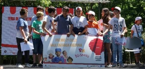 Feira de Empreendedorismo Júnior em Tondela