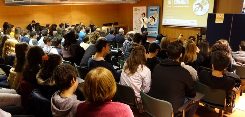 Jovens estudantes de Coimbra disputaram melhores ideias de negócio