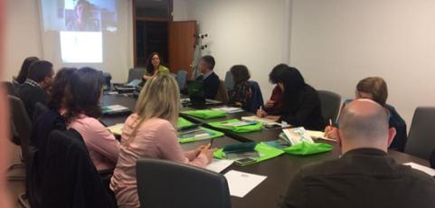 """Formação para Professores Embaixadores do projeto """"Empreendedorismo nas Escolas da Região de Coimbra"""""""