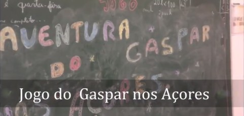 As Aventuras do Gaspar na EBI Canto da Maia