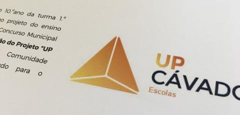 UP CÁVADO: Empreendedorismo nas Escolas