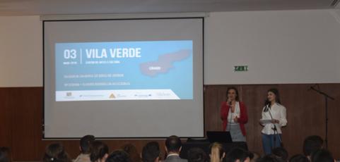 Up Cávado: Empreendedorismo nas Escolas – Concurso de Ideias do Município de Vila Verde